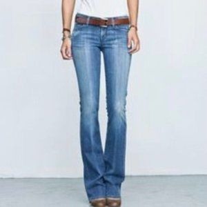 Citizens of Humanity Ingrid #002 Low Waist Flair